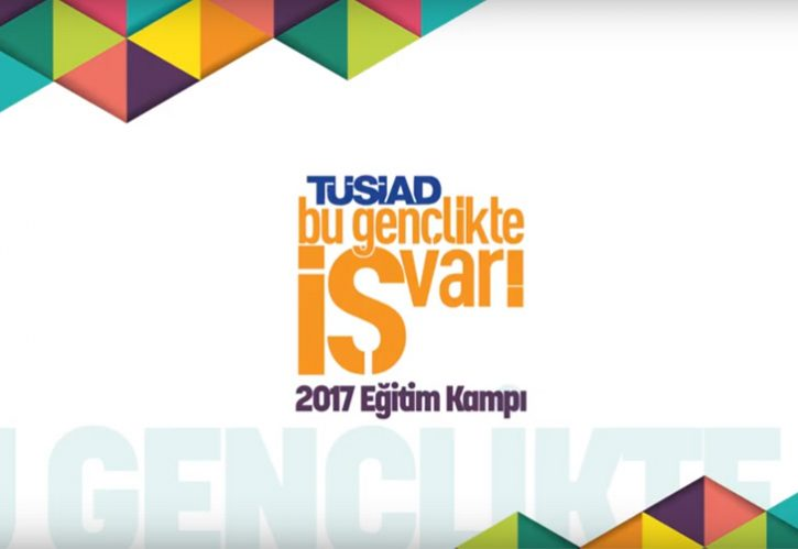 TUSIAD Young Entrepreneurship Promo